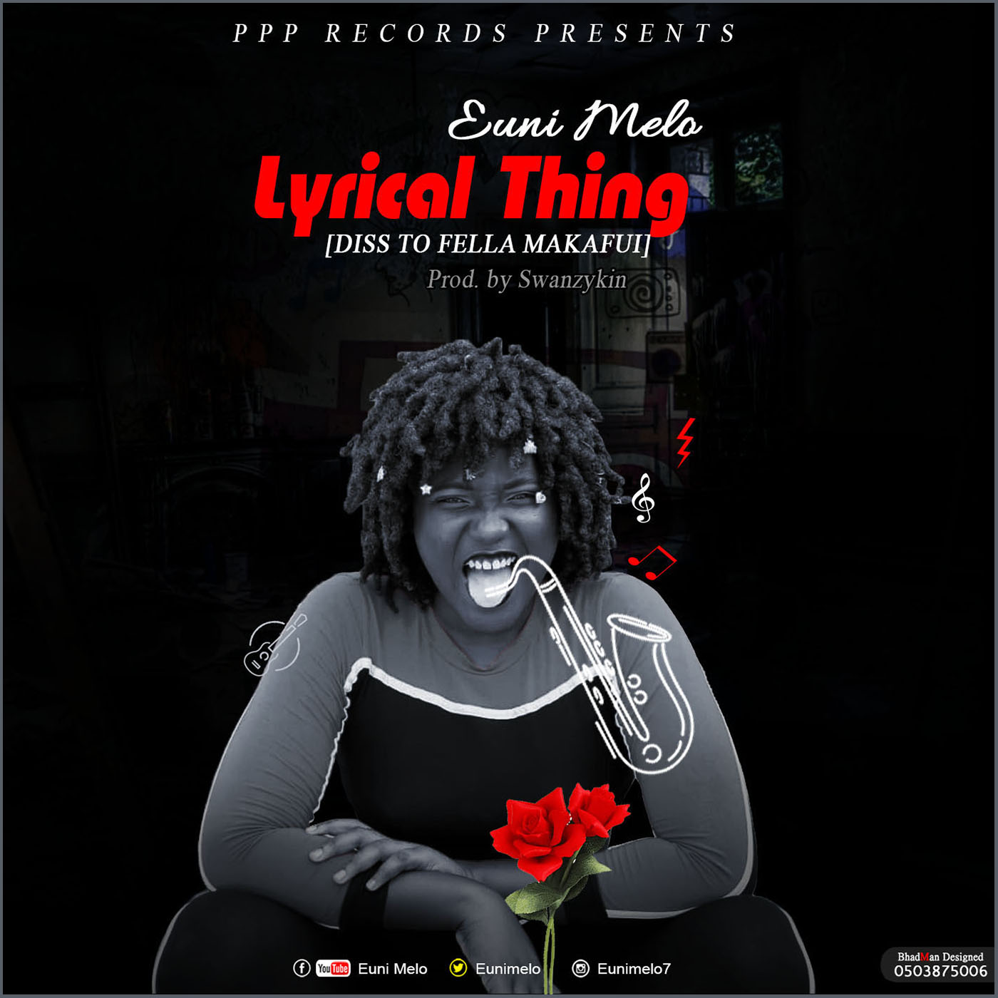 Euni Melo - Lyrical thing