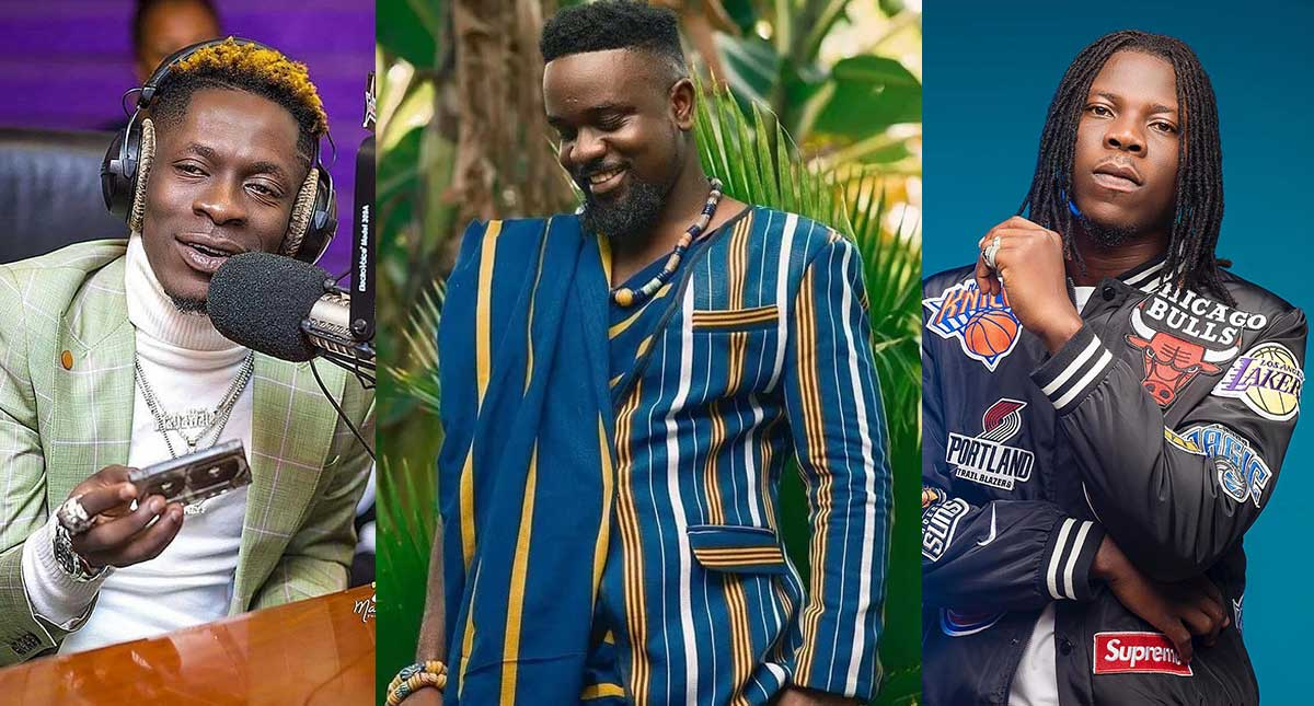 Shatta Wale Beats Sarkodie And Stonebwoy To Become 2020 Billboard's Most-Watched Homegrown Artiste