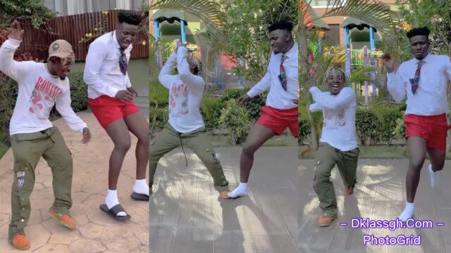 Nasty Blaq challenges Dancegod Llyod