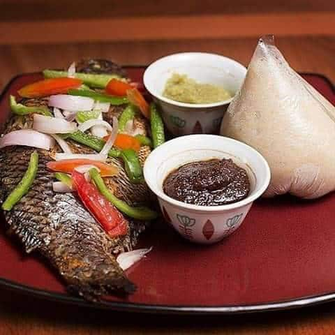 Banku and tilapia Price In Ghana