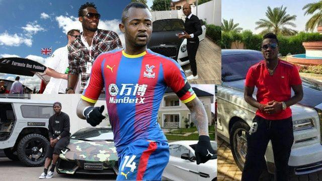 Richest Footballers In Ghana 2021