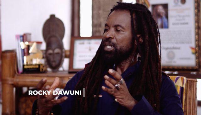 Rocky Dawuni On Revolt Africa