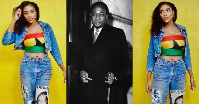 Kwame Nkrumah's granddaughter Princess Fathia
