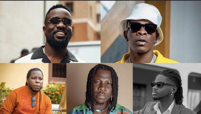 Top 10 A-List Artistes In Ghana 2021