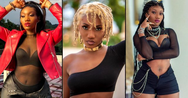 Wendy Shay new Look