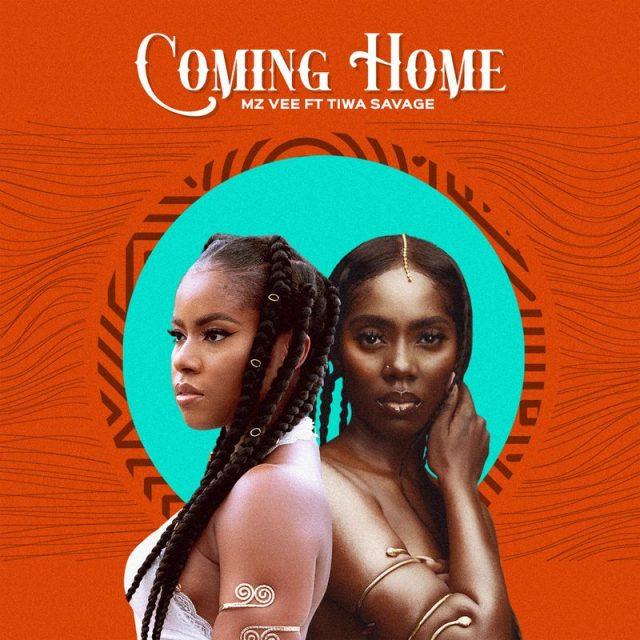 Mzvee – Coming Home ft. Tiwa Savage